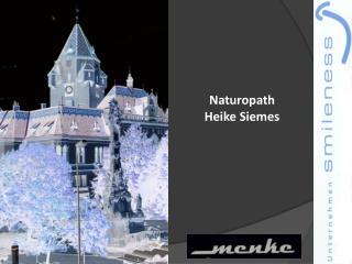 Naturopath Heike Siemes