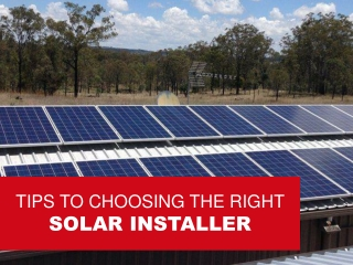 Solar Panel Installation in Toowoomba