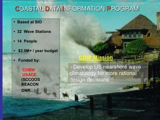 CDIP Mission