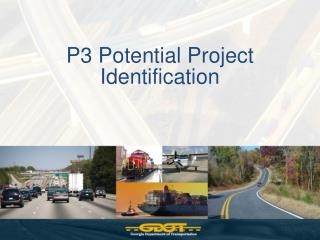 P3 Potential Project Identification
