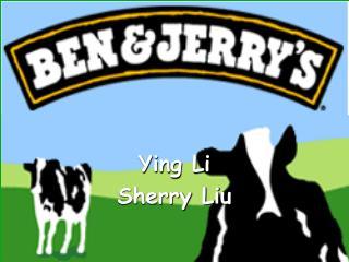 Ying Li Sherry Liu