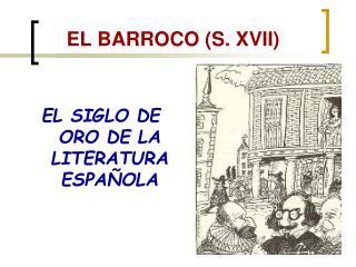 EL BARROCO S. XVII