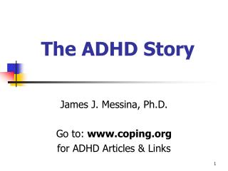 the adhd story