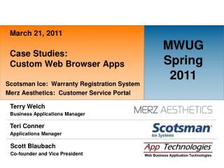 Case Studies: Custom Web Browser Apps