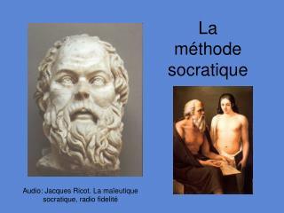 La m thode socratique