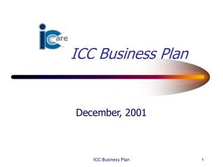 ICC Business Plan