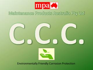 Maintenance Products Australia Pty Ltd