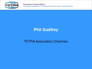 Phil Godfrey