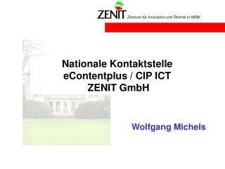 Nationale Kontaktstelle eContentplus