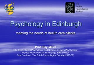 Psychology in Edinburgh