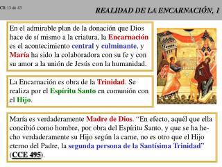 REALIDAD DE LA ENCARNACI N, 1