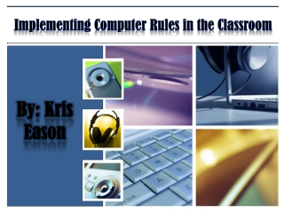 ED505-Kris Eason-Digital Citizenship Presentation