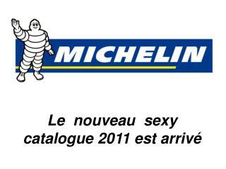 Le  nouveau  sexy catalogue 2011 est arriv