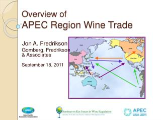 Overview of APEC Region Wine Trade