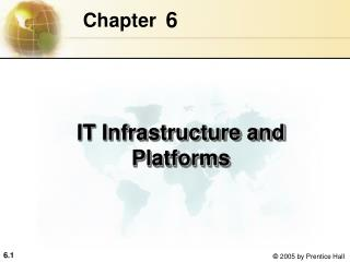 IT Infrastructure and Platforms