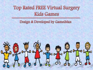 Top Rated FREE Virtual Surgery Kids Game
