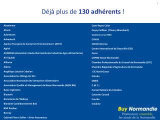 Abaximmo  Abscis Ada Rouen Adventech  Agence Fran aise de Conseil en Environnement  AFCE Agrial AHNORIA Association Haut