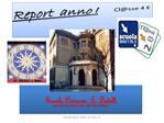 Report  anno I       Clsse 4 E