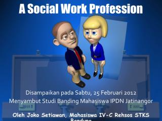 A Social Work Profession