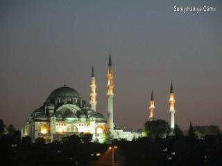 S leymaniye Camii