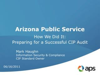 Arizona Public Service
