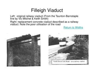 Filleigh Viaduct