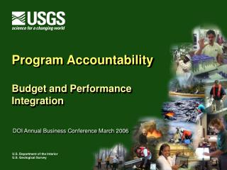 Program Accountability   Budget and Performance Integration
