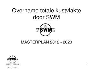 Overname totale kustvlakte door SWM