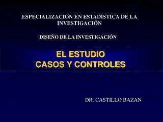 DR. CASTILLO BAZAN