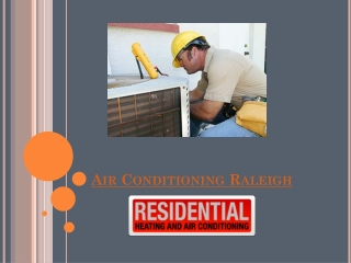 Air Conditioning Raleigh NC