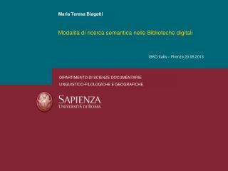 Maria Teresa Biagetti