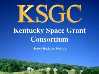 Kentucky Space Grant Consortium