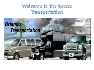 Transportation From Orlando Airport to Disney