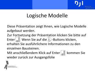 Logische Modelle