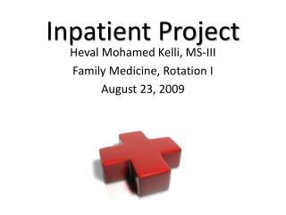 Inpatient Project