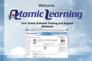 Your Online Software Training and Support Resource