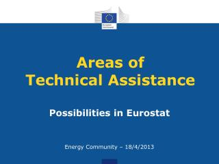 Areas of Technical Assistance
