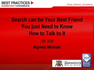 Search can be Your Best Friend You just Need to Know  How to Talk to it