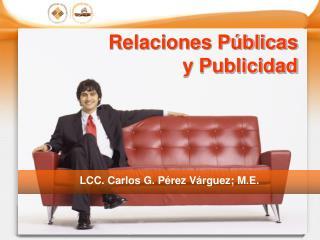 Relaciones P blicas y Publicidad