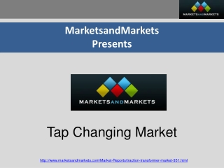 Tap Changing Market Trends