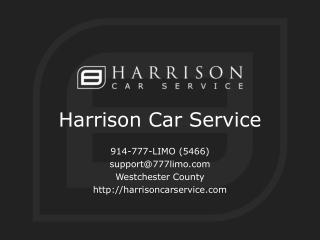 Westchester Car Services
