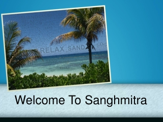 Plan Your Trip With Sanghmita To Most Visited Travel Destina