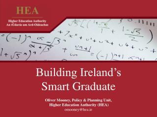Building Ireland s  Smart Graduate