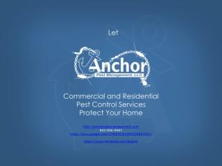 Charleston SC Pest Control