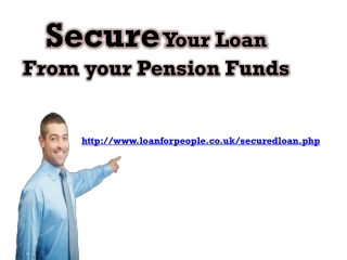 Best Secured Loan Lender in UK