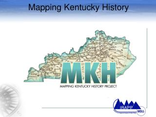 Mapping Kentucky History