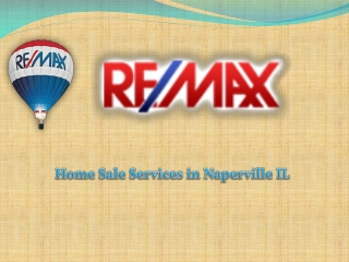 Home Sale Services in Naperville IL