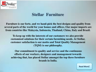 Modular Office Furnitures
