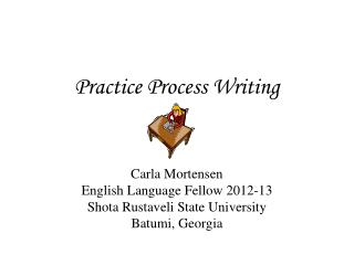 Practice Process Writing