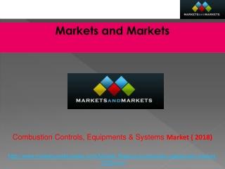 Combustion Controls, Equipments